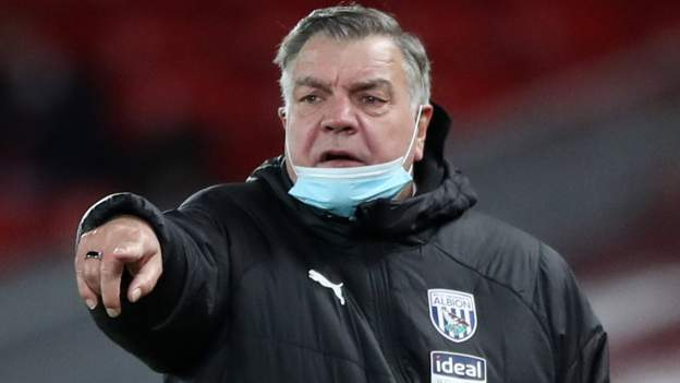 Sam Allardyce West Brom Boss Calls For Football Circuit Break Sport