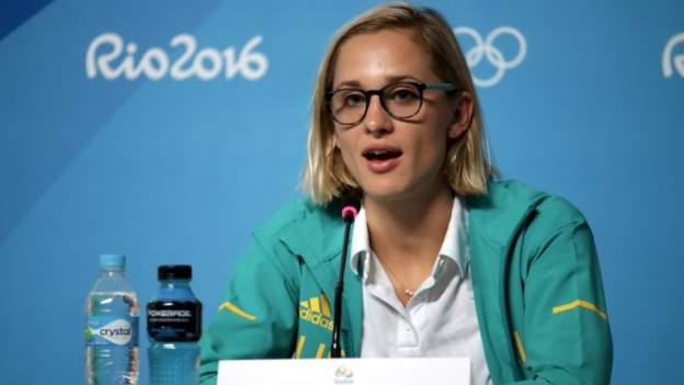 Tokyo 2020: Olympic swimmer Madeline Groves withdraws from trials over 'perverts' in sport #world #BBC_News