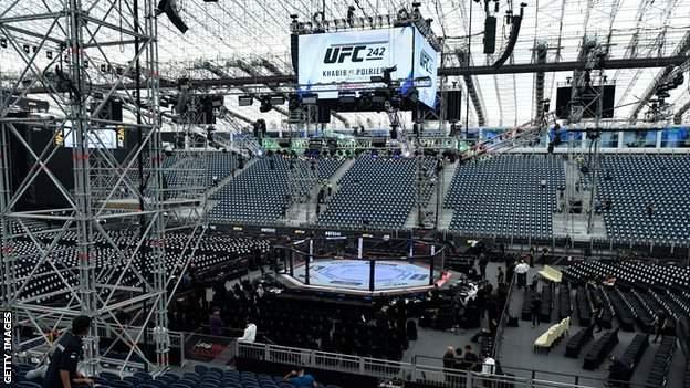 UFC Fight Island: Abu Dhabi's Yas Island confirmed as venue