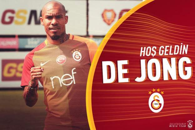 CONFIRMED: Galatasaray have signed Nigel De Jong on a two-year contract from @LAGalaxy | galatasaray.org/haber/gs-sport…