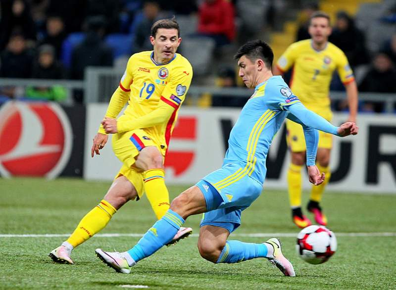 Romania v Kazakhstan