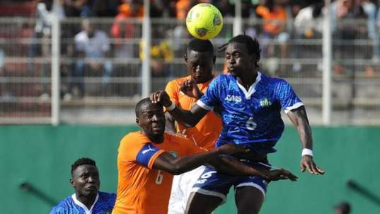 Sierra Leone and Ivory Coast played out a 0-0 daw last September