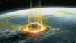 Meteor çarpma olayları