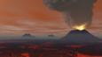 Flood basalt eruptions