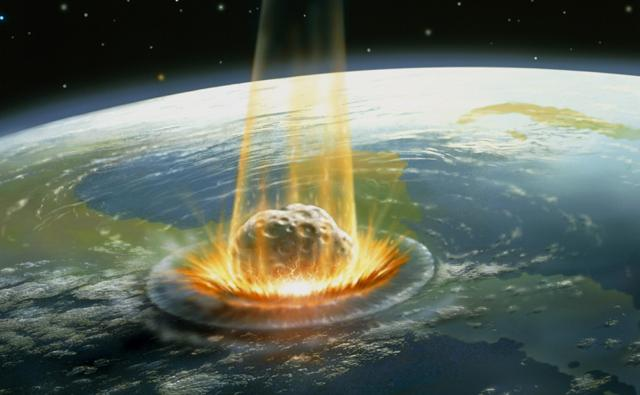 ASTEROID IMPACT EVENT Update – researchers are pointing to ...
