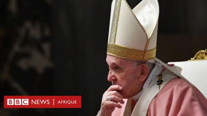 """L'Église catholique """"ne peut pas bénir les unions entre personnes de même sexe"""" - BBC News Afrique"""