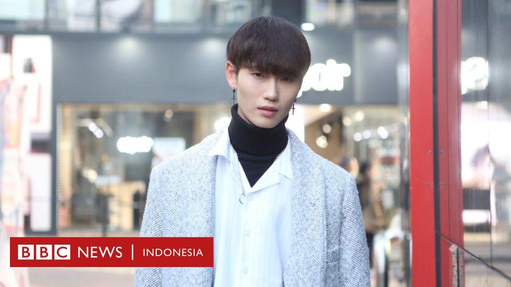 Cowok ganteng kelas 7 / fina fanadicky: Tren Pria Cantik Di Korea Selatan Bukan Berarti Feminin Bbc News Indonesia