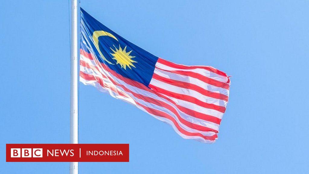 Bendera Malaysia dilaporkan sebagai simbol ISIS di