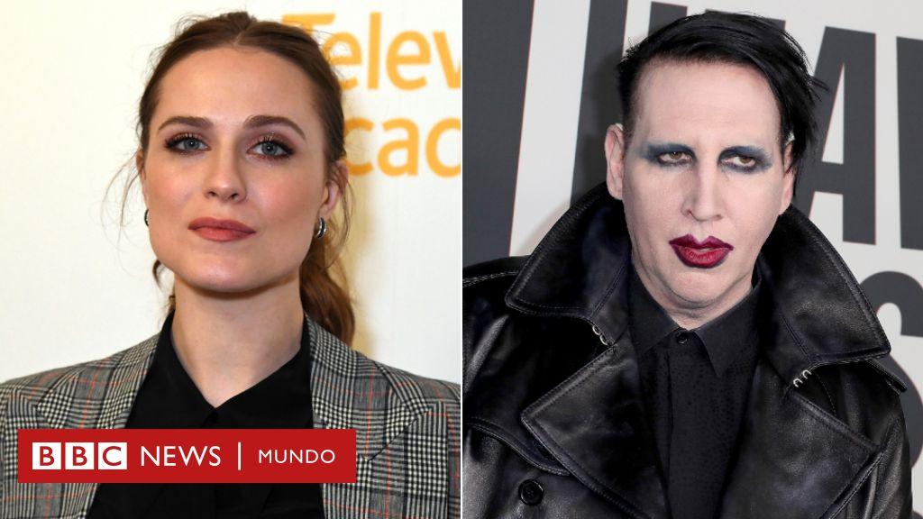 Marliyn Manson y Evan Rachel Wood: la denuncia de abusos de la actriz contra el polémico cantante - BBC News Mundo