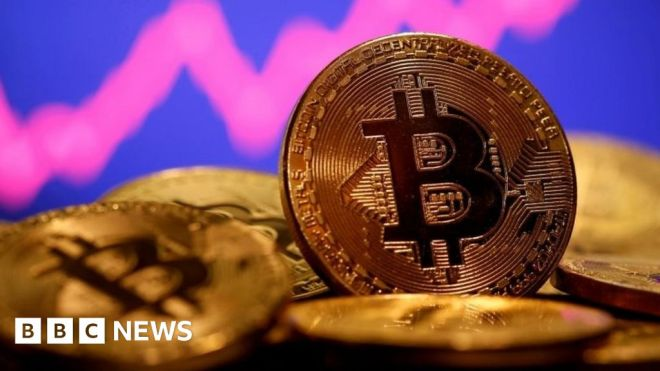 Bitcoin surges past ,000 for first time #world #BBC_News