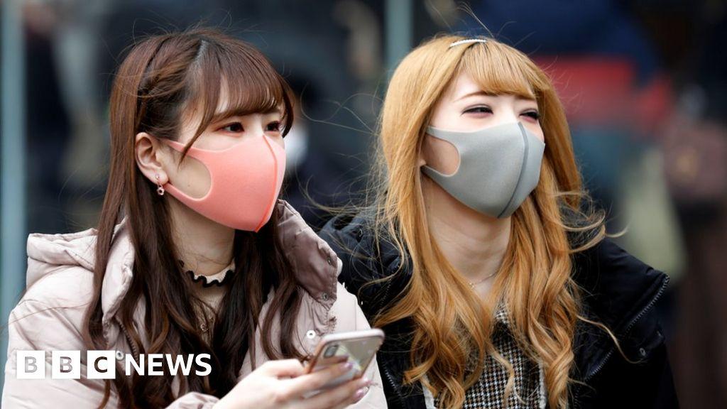 Coronavirus: Sharp to use TV factory to make surgical masks - BBC News