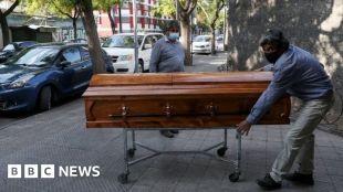 Chile sees Covid surge despite vaccination success #world #BBC_News