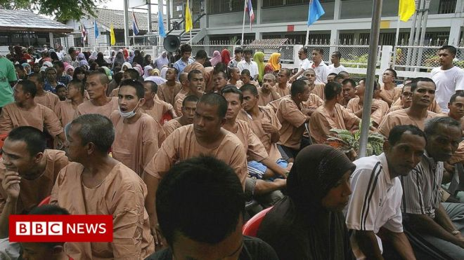 Thailand: Record number of Covid cases as prison clusters grow #world #BBC_News