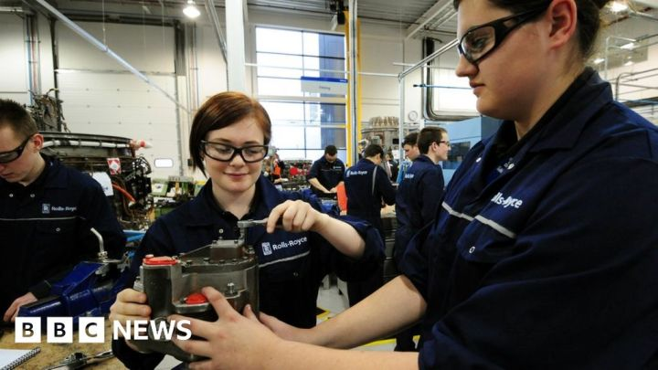 Apprenticeship take-up down by a quarter