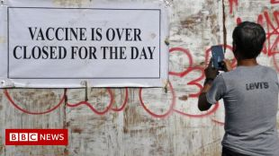How India's vaccine drive went horribly wrong #world #BBC_News