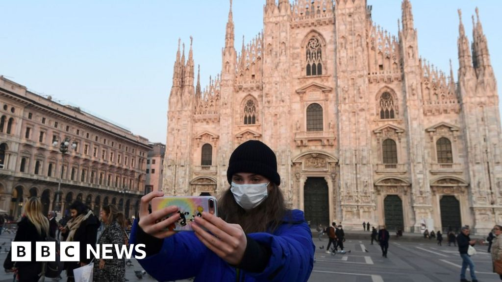 Coronavirus: Britons returning from northern Italy told to self ...