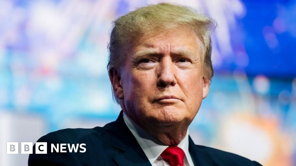 , Trump sues niece and New York Times over tax story, The Evepost BBC News