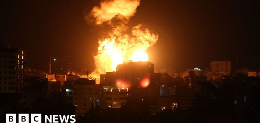 Israel-Gaza: Rockets pound Israel after militants killed
