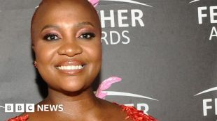 Sindi van Zyl: The 'people's doctor' who revealed her own struggles #world #BBC_News