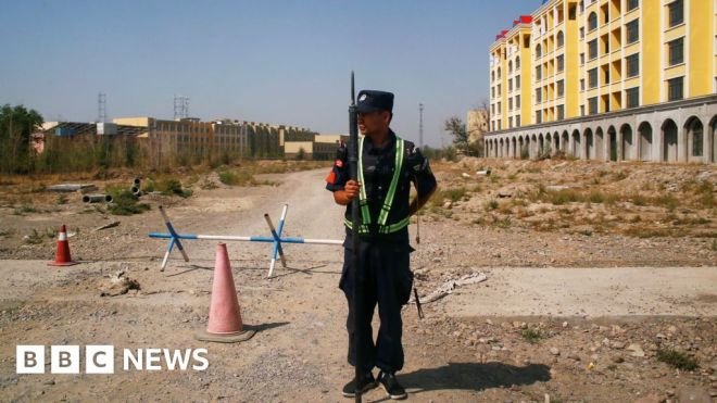 China 'committed genocide against Uighurs' – Mike Pompeo #world #BBC_News