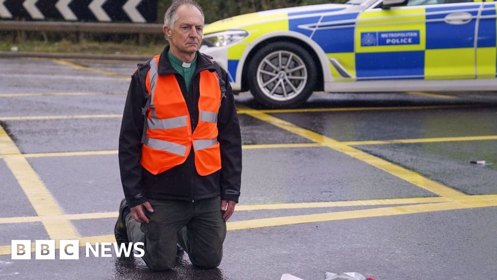 , Insulate Britain suspends road protests for 11 days, The Evepost BBC News