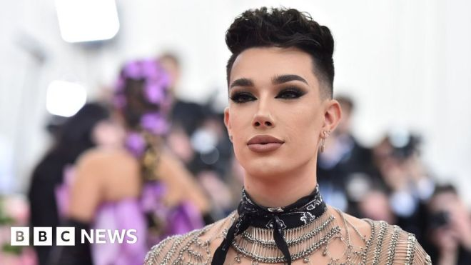 James Charles: YouTube star admits to messaging underage boys #world #BBC_News