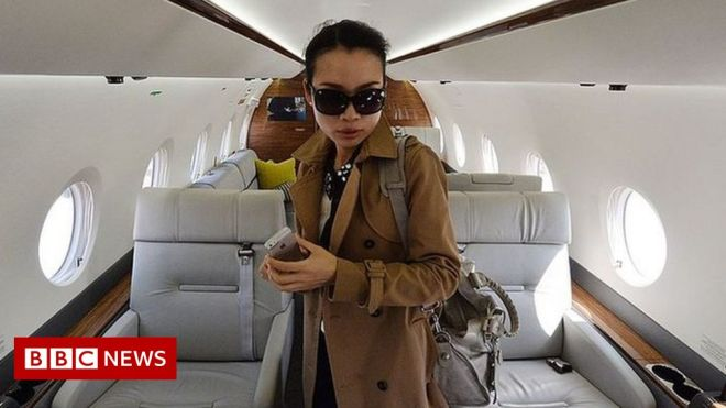 Why it is no longer cool to be a crazy rich Asian in China #world #BBC_News