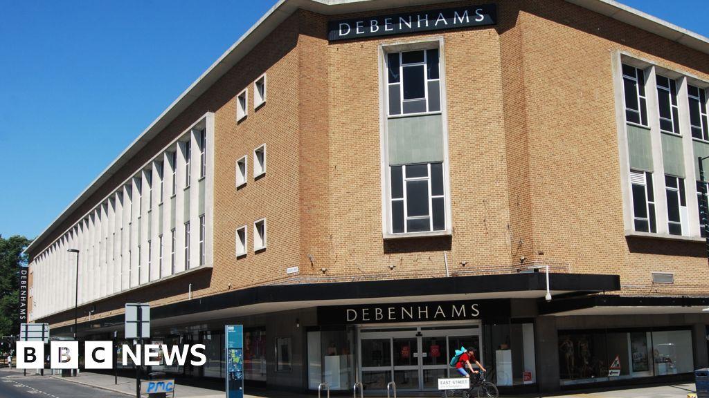 Debenhams: Southampton and Swindon among latest closures - BBC News