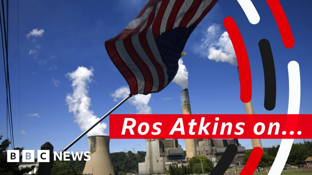 , Ros Atkins on… The US climate conundrum, The Evepost BBC News