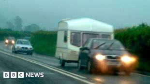 Met Office storm warning for campsites and caravans – BBC News