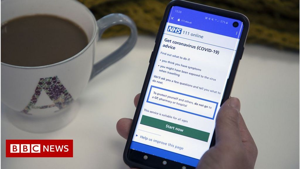 'More Zoom medicine needed' in NHS says Hancock