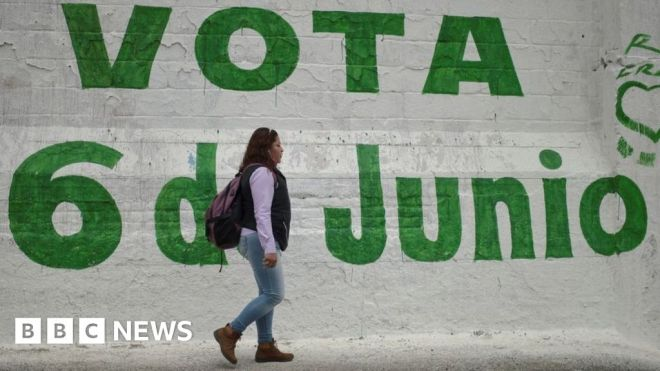 Mexico mid-terms marred by threats, attacks and killings #world #BBC_News
