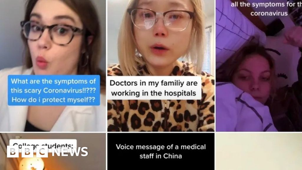 Coronavirus: How Facebook, TikTok and other apps tackle fake ...
