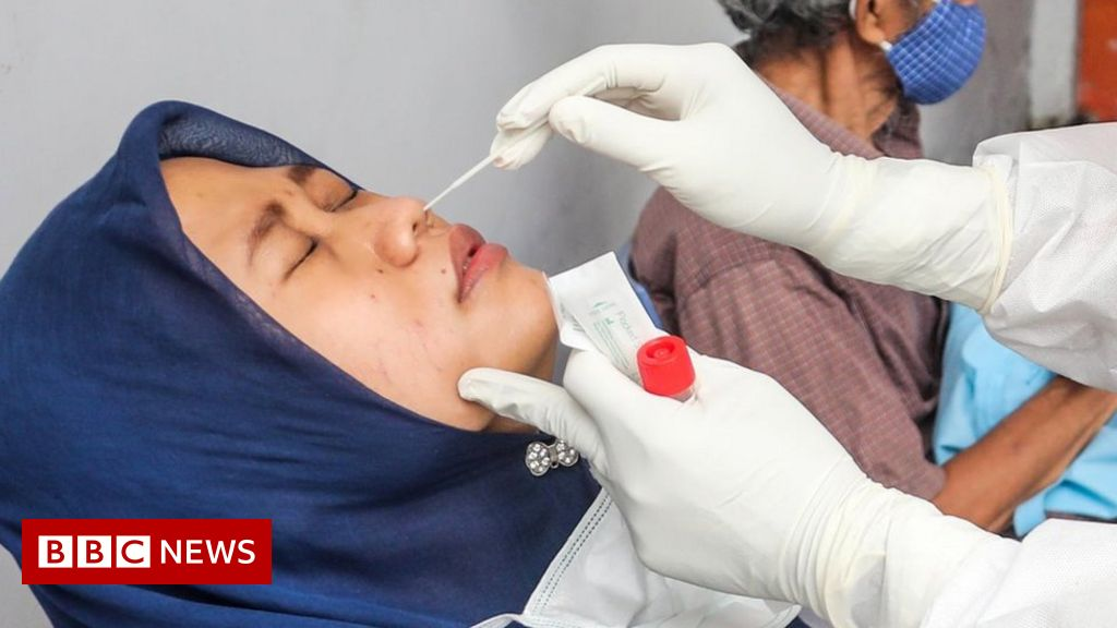 Indonesian firm busted for reusing Covid nasal swab tests, Swahili Post