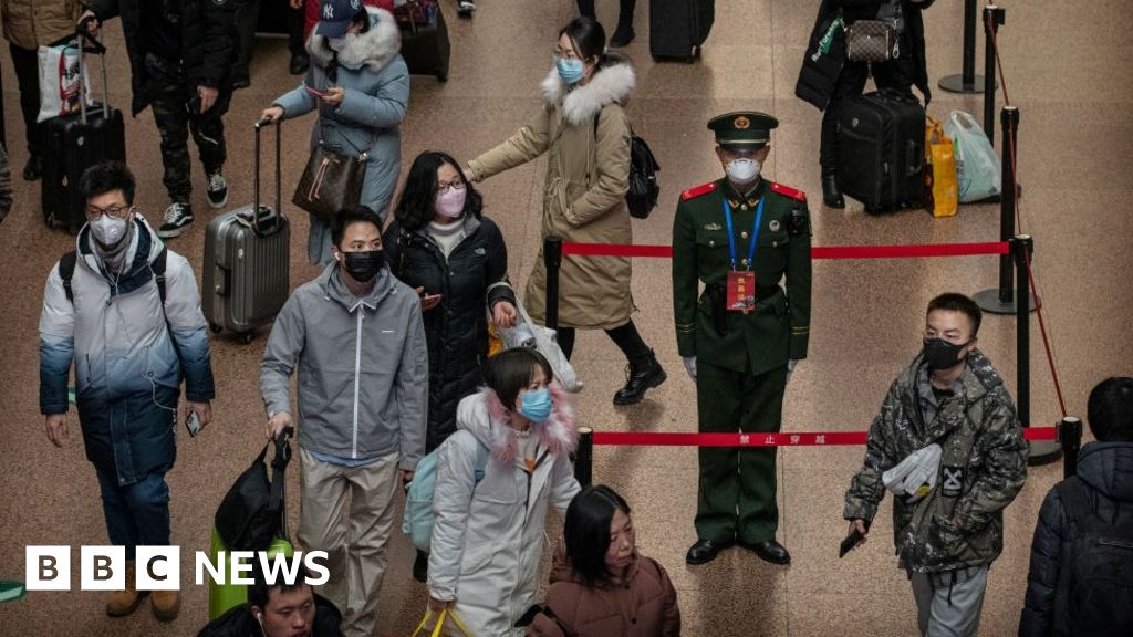 The Chinese travel industry counts the cost of coronavirus