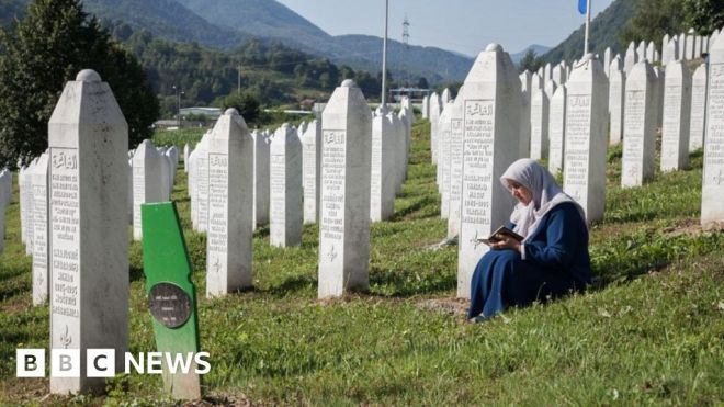 Srebrenica massacre: Verdict due in Mladic genocide appeal #world #BBC_News