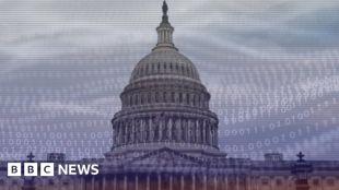 US lawmakers introduce bills targeting Big Tech #world #BBC_News