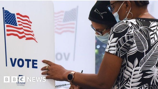 Georgia voting: Fact-checking claims about the new election law #world #BBC_News