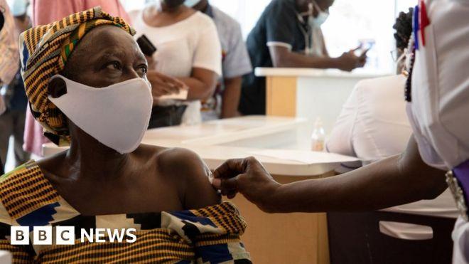 India's Covid crisis hits Covax vaccine-sharing scheme #world #BBC_News
