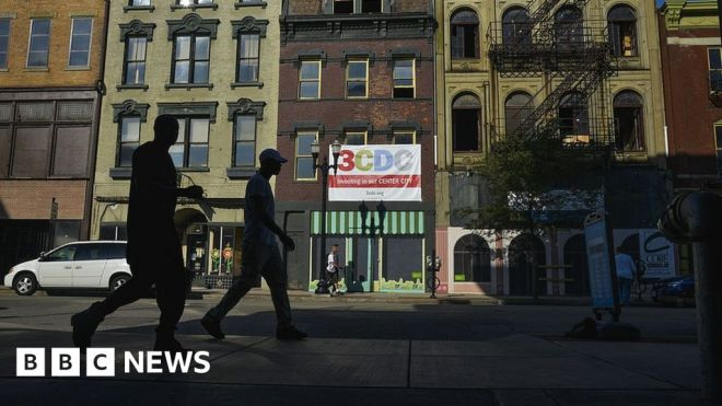 Over-The-Rhine: Is this a model for urban renewal or a warning sign? #world #BBC_News