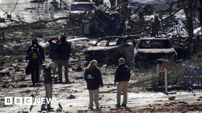 116306760 064962269 1 नैशविले विस्फोट: पुलिस जांच साजिश सिद्धांत