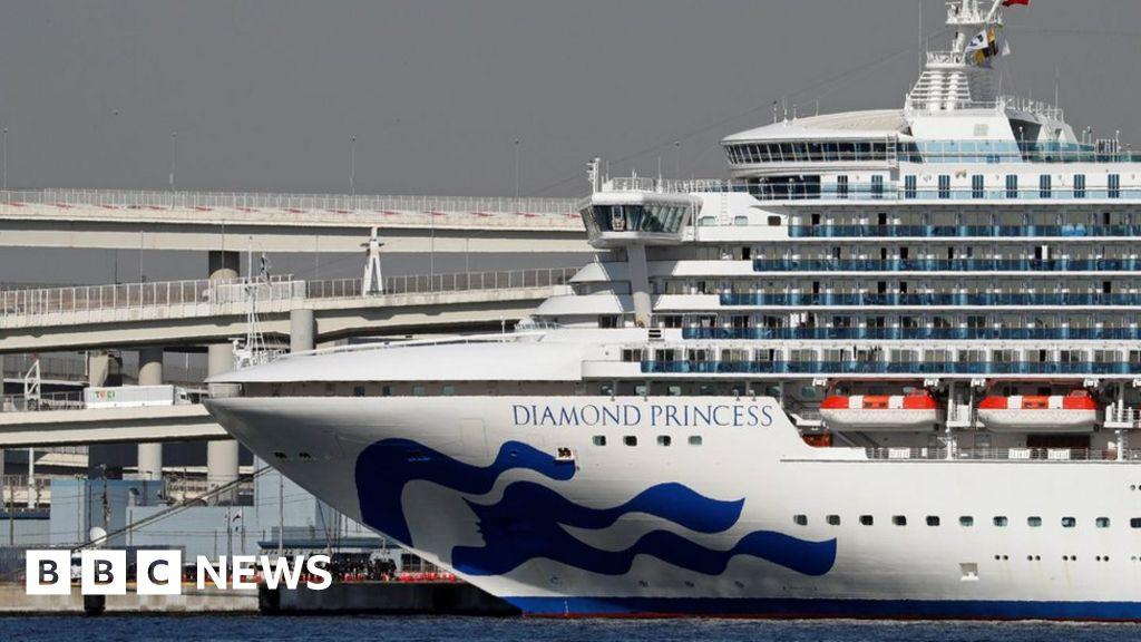 Coronavirus: Two passengers dead from quarantined Diamond Princess ...