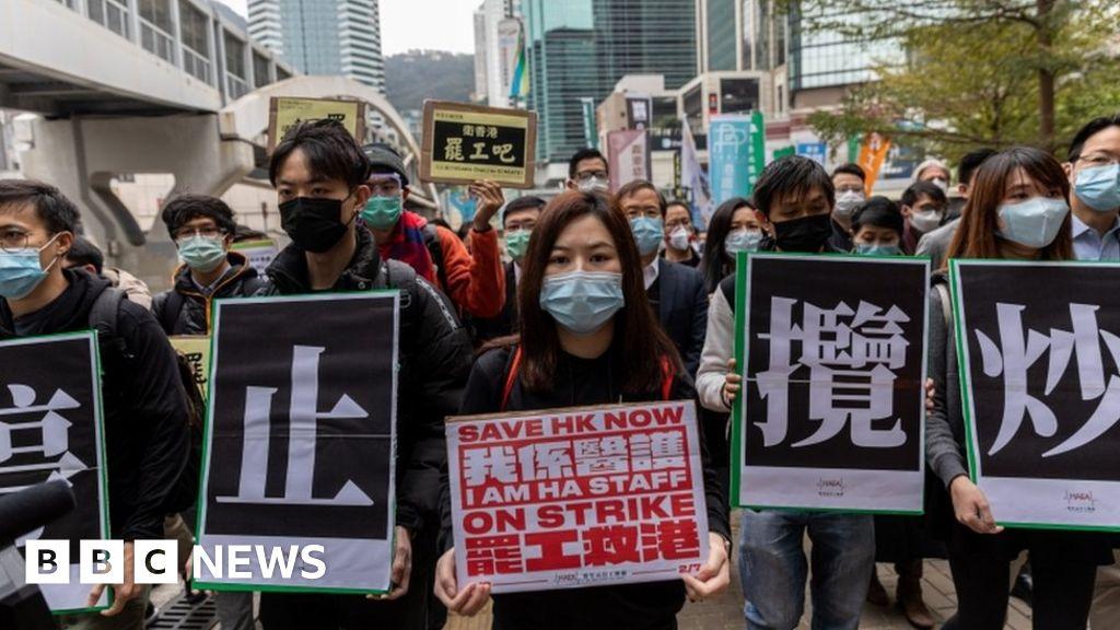 Coronavirus: Hong Kong to quarantine visitors from mainland China ...