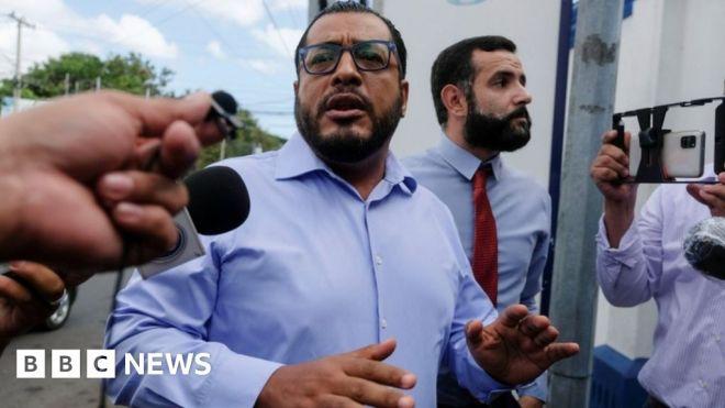 Nicaragua arrests third possible challenger to Daniel Ortega #world #BBC_News