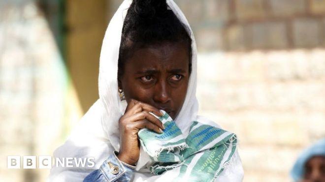 Ethiopia's Tigray crisis: Tragedy of the man-made famine #world #BBC_News