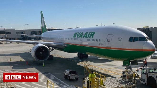 Airline fires pilot blamed for Taiwan's first Covid case in months #world #BBC_News