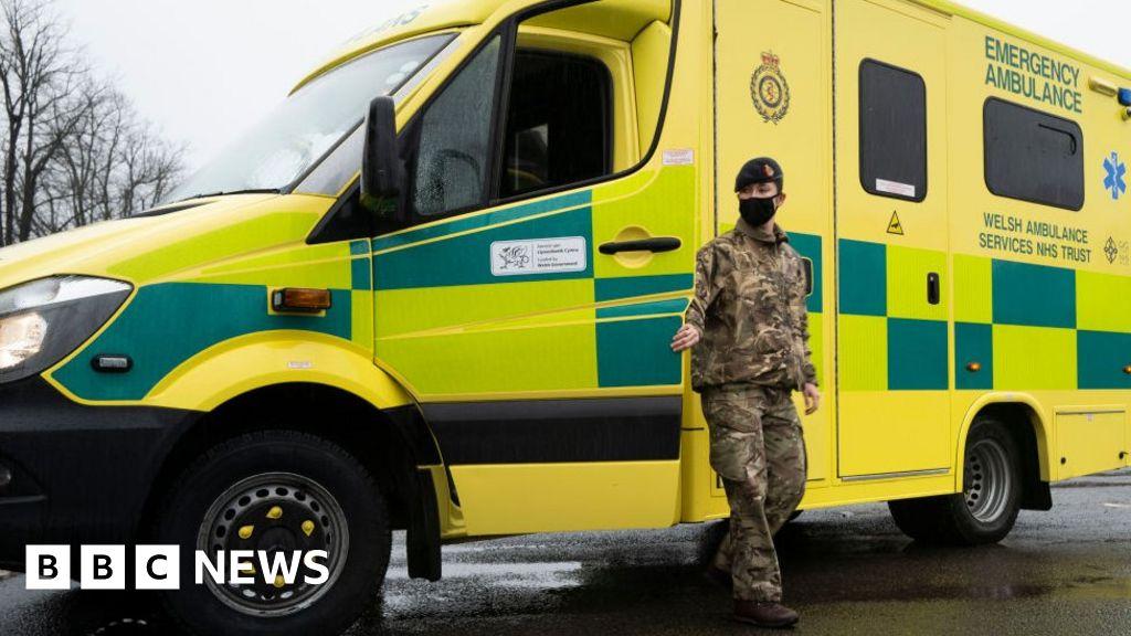 , Covid: Morale on Wales' ambulances 'at rock bottom', The Evepost BBC News