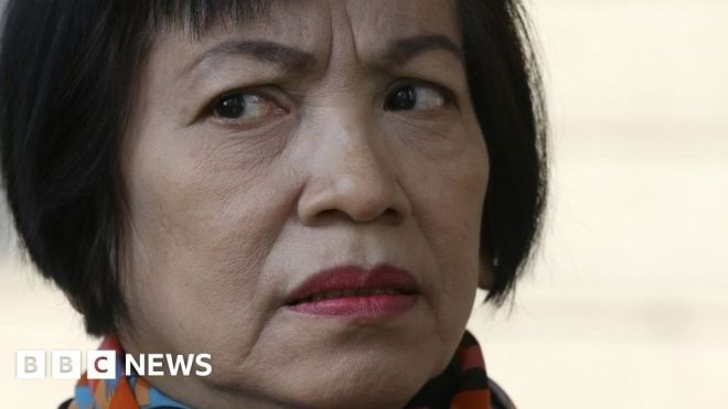 Thai woman jailed for record 43 years for criticising monarchy #world #BBC_News