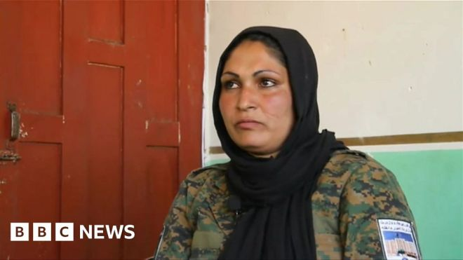Afghan policewomen abuse: US and EU urge inquiry #world #BBC_News
