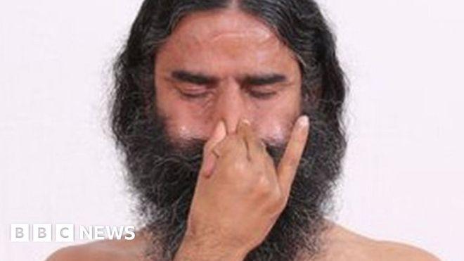 Ramdev: Doctors furious over yoga guru's insulting Covid remark #world #BBC_News